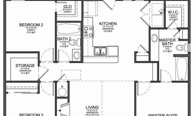 Floor Plan Measurements Homes Plans