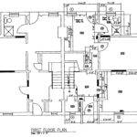 Floor Plan Modern House Design