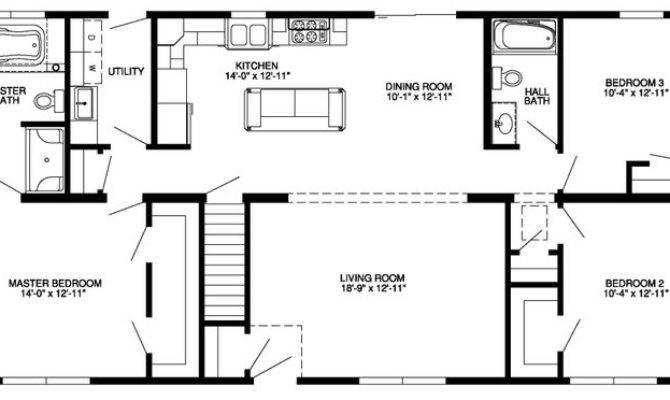 Floor Plan New House
