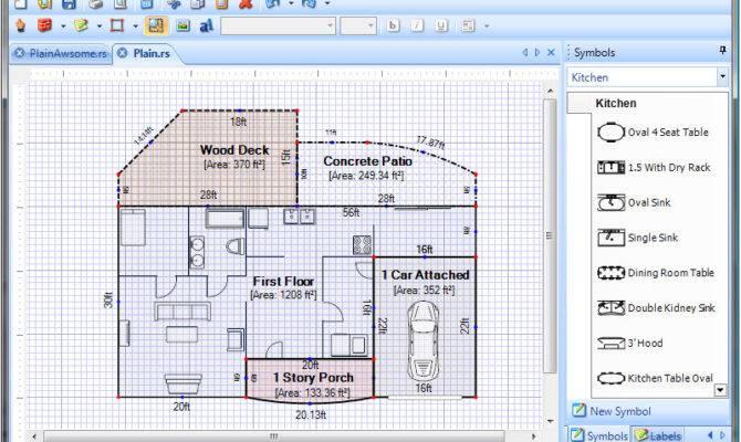 Floor Plan Software Mac Design
