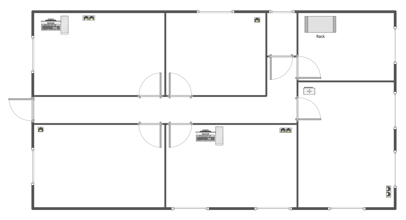 Floor Plan Template Blank Plans Templates House Plans 6360