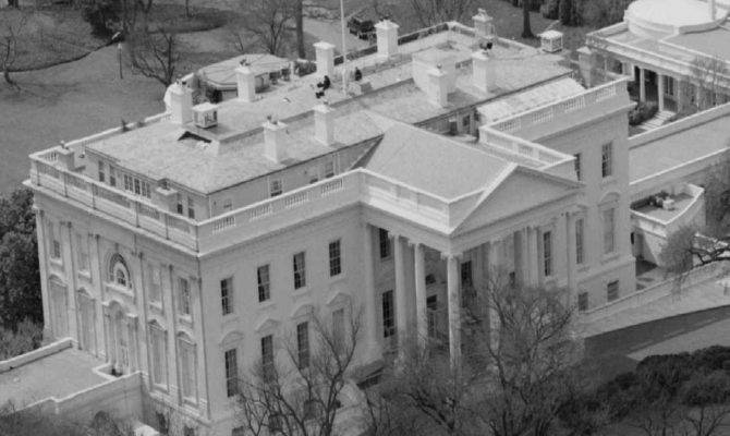 Floor Plan White House Cottage Plans