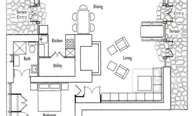 Stunning Stone Cottage Floor Plans 15 Photos House Plans