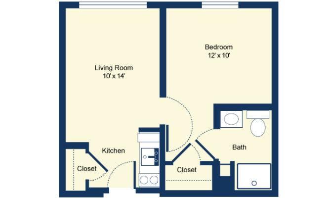 Floor Plans Allerton House Assisted Living Hingham