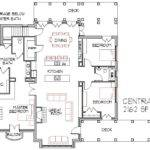 Floor Plans Bedroom House Home Model