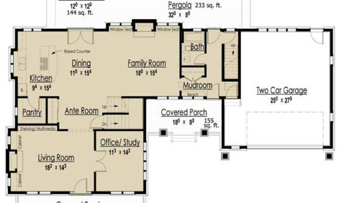 Floor Plans Bungalow Attached Garage Homes Zone