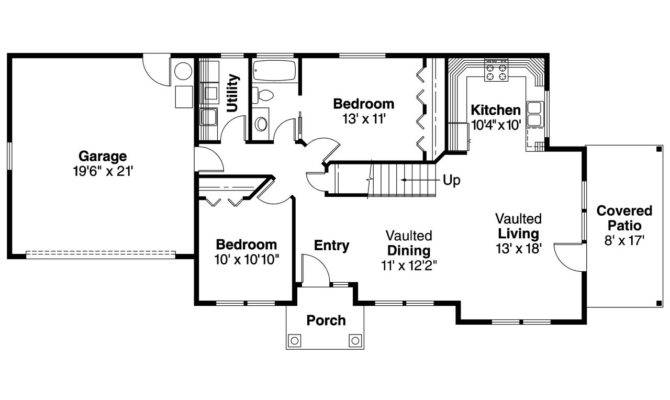 Floor Plans Cape Cod Style Homes