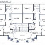 Floor Plans Commercial Buildings Office Building Floorplans