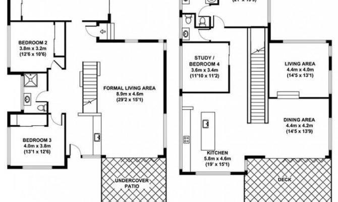 Floor Plans Concrete Homes House Home Designs