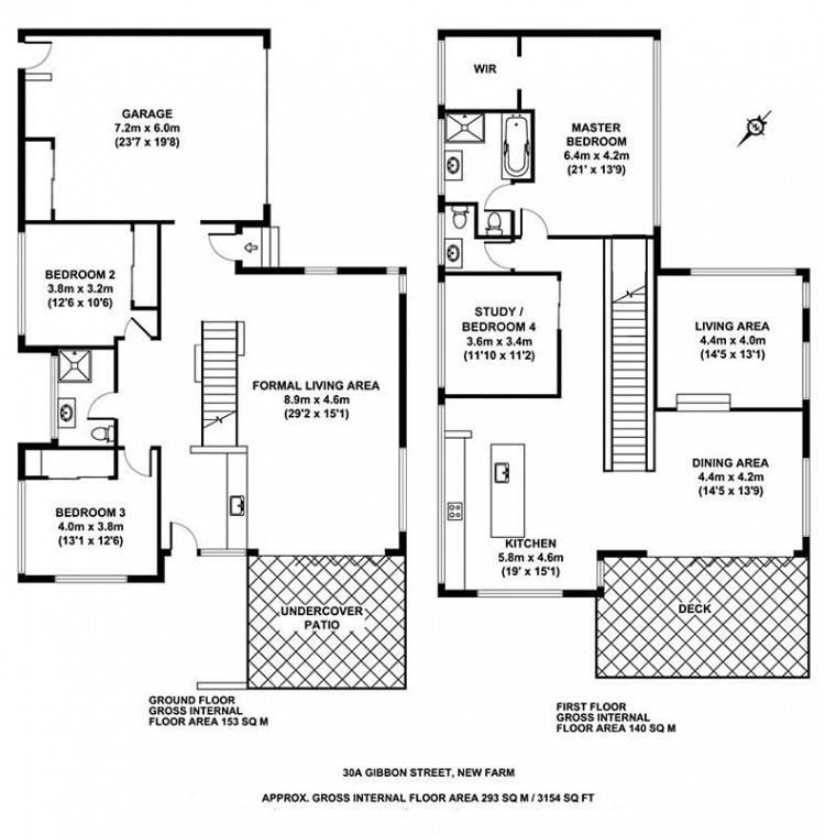 Floor Plans Concrete Homes House Home Designs House Plans 149267