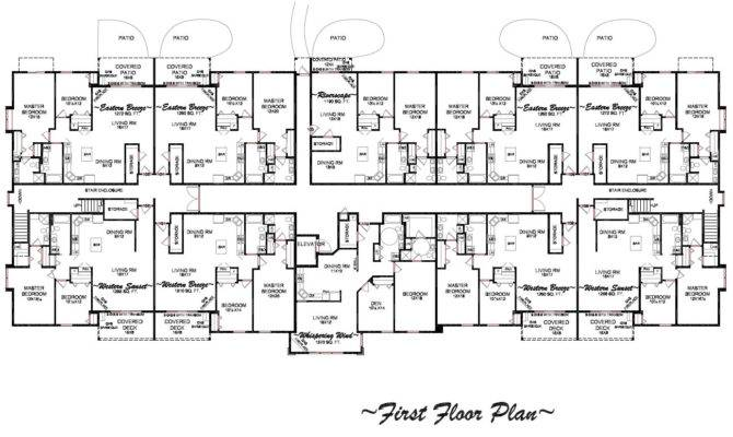 Floor Plans Condos Longview Washington Condominium
