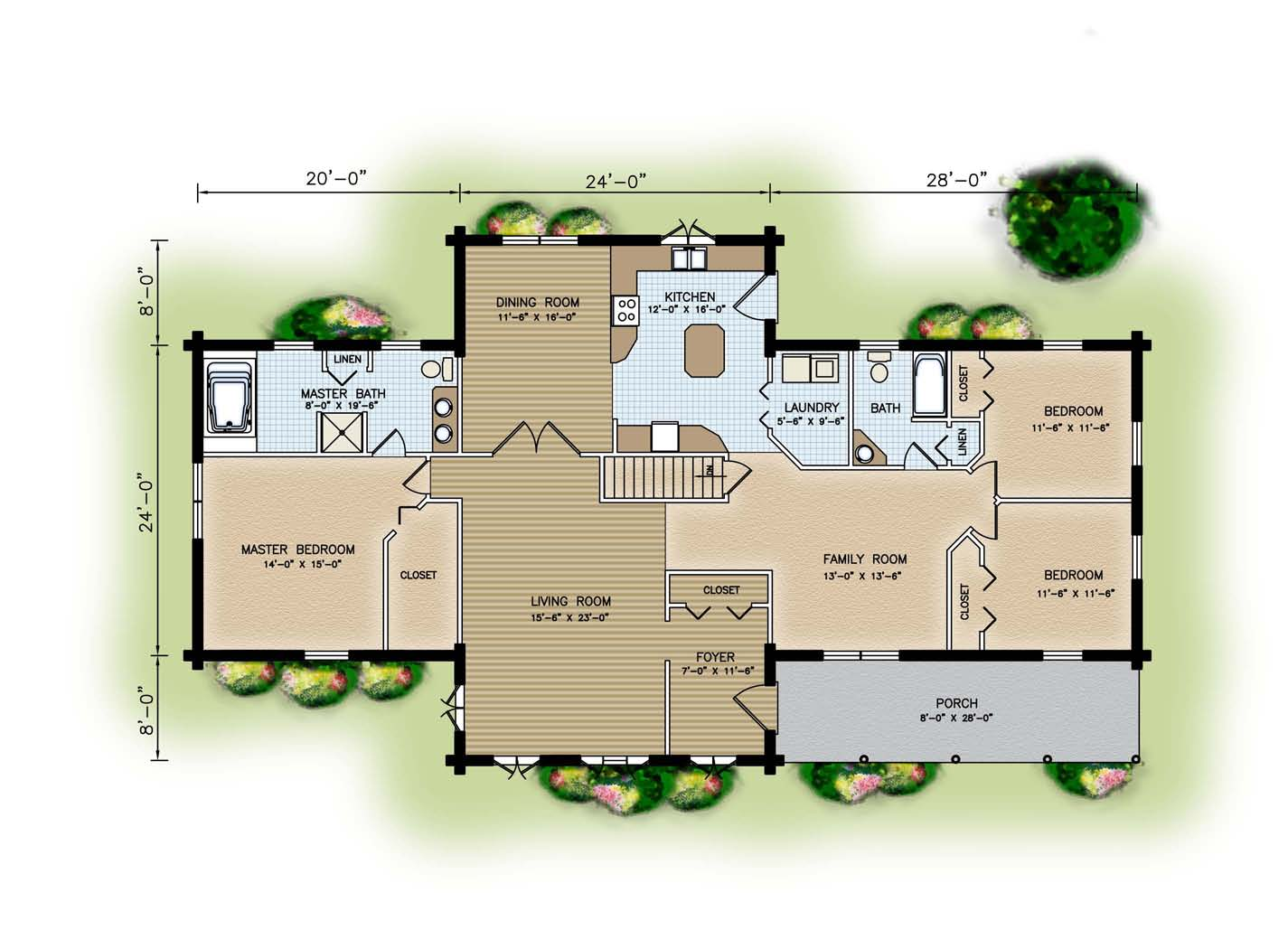 Floor Plans Easy Way Design Them Dream Home Designs House Plans 81692
