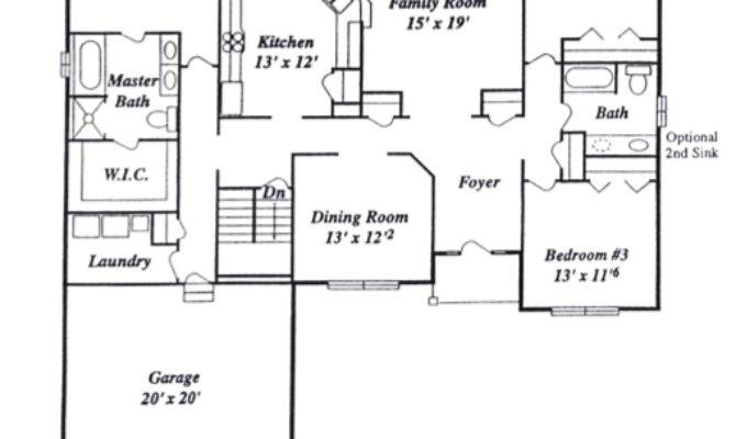 Floor Plans Great Rooms Homes