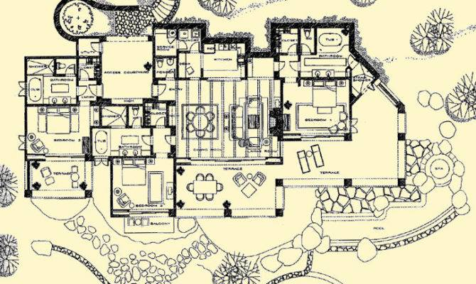 Floor Plans Hotel Luxury Villa Timbers Collection