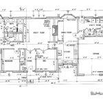 Floor Plans Houses Bedroom Country Ranch