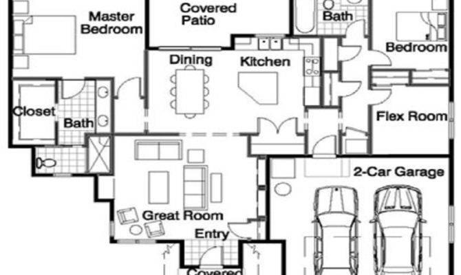 Floor Plans Ideas Home Design
