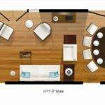 Floor Plans Living Room Frierson Dining