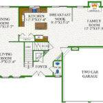 Floor Plans Living Room Senator First Plan
