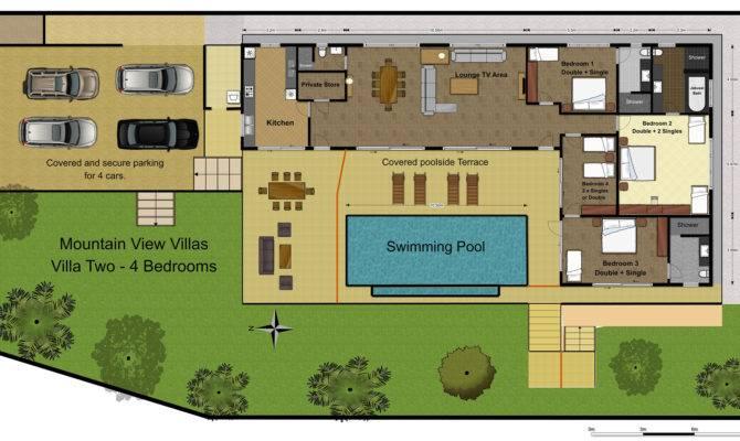 Floor Plans Mountain Villas Phuket
