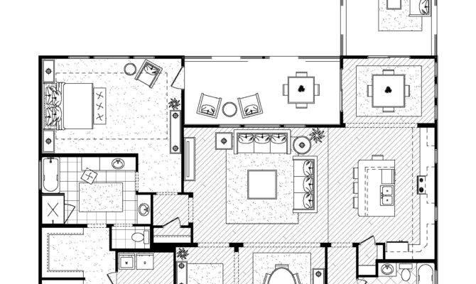 Floor Plans Multigenerational Homes Home Deco