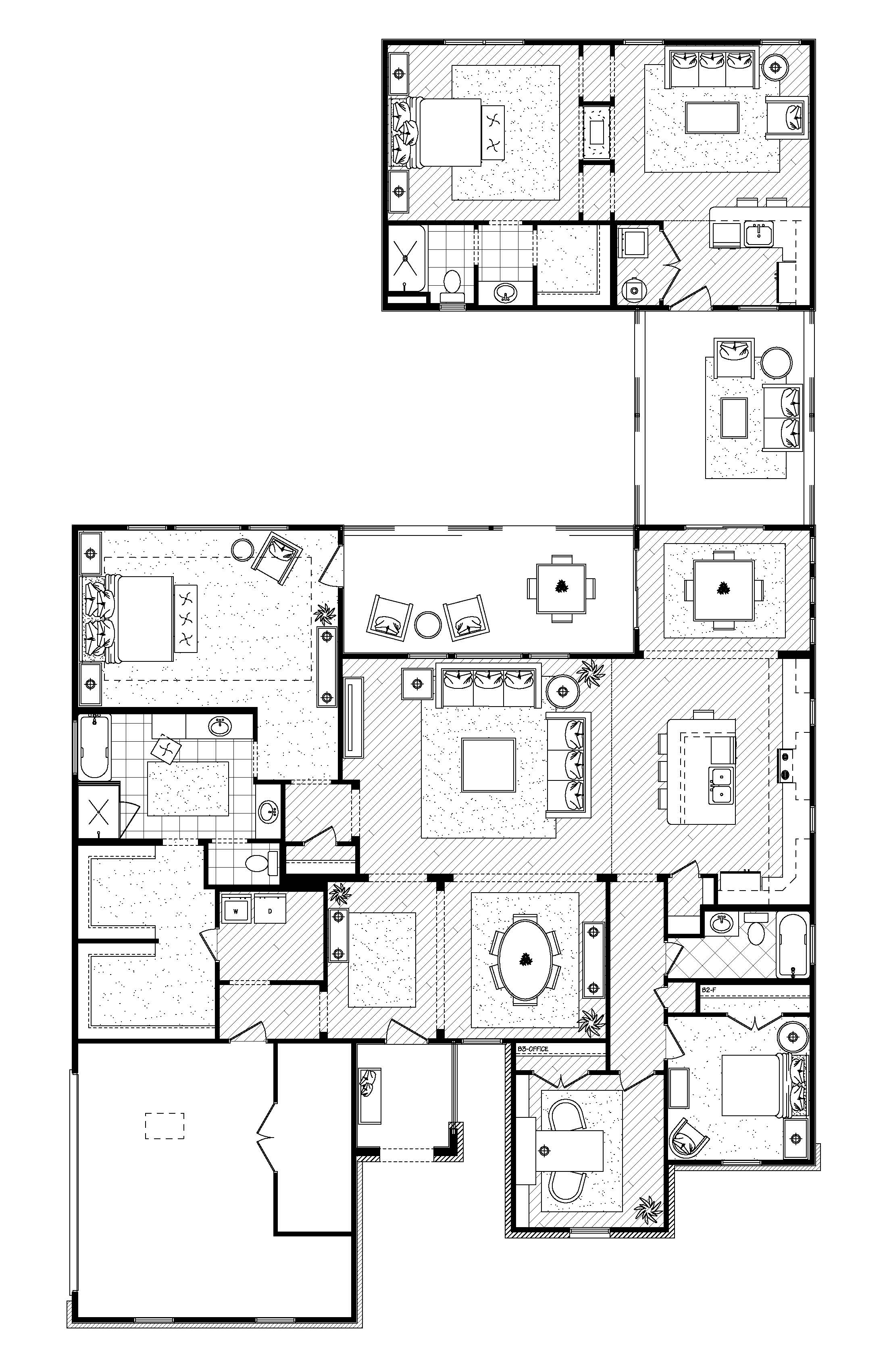 Floor Plans Multigenerational Homes Home Deco - House ...