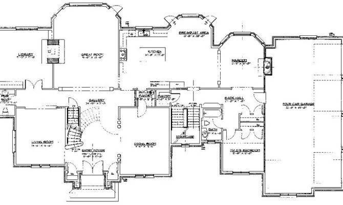 Floor Plans New House Home