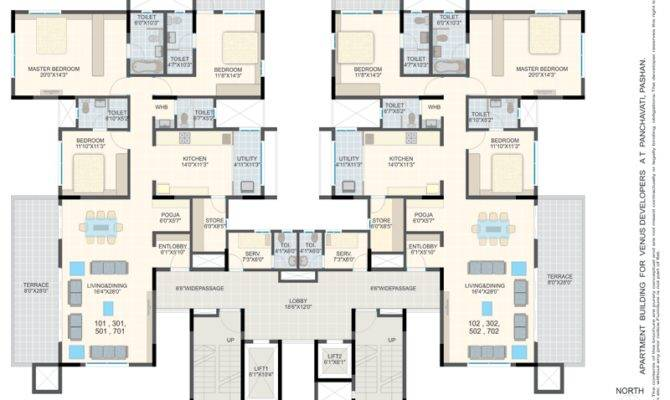 Floor Plans Nishigandh Real Estate Panchavati Pashan