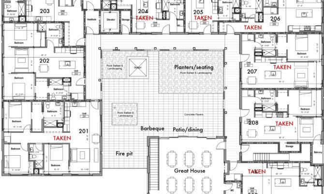 Floor Plans Pdx Commons Cohousing