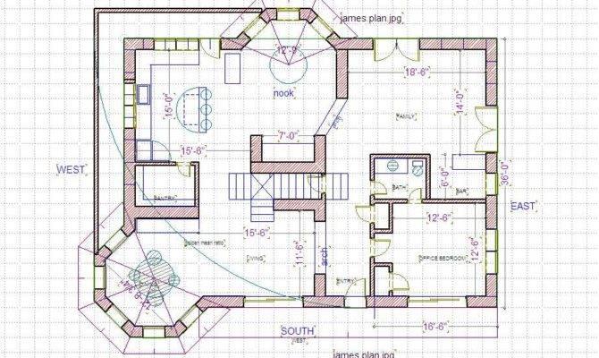 Floor Plans Pinterest House Cob Houses Straw Bales