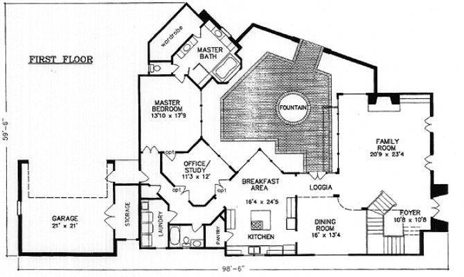 Floor Plans Pinterest Luxury