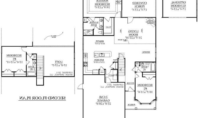 Floor Plans Samples Storey House Designs Joy