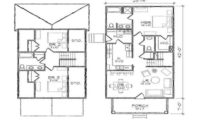 Floor Plans Small Homes Modern