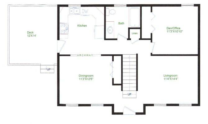 Floor Plans Small Houses Cute