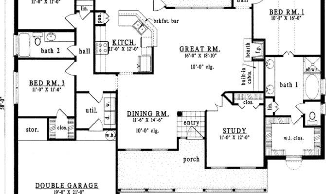 Floor Plans Square Feet Story Foot