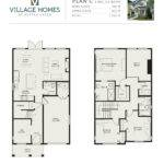 Floor Plans Starting Village Homes Langford