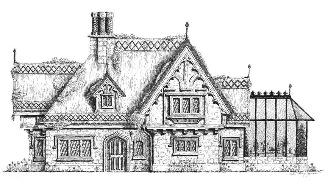 Floor Plans Storybook Homes House Desing House Plans 29428