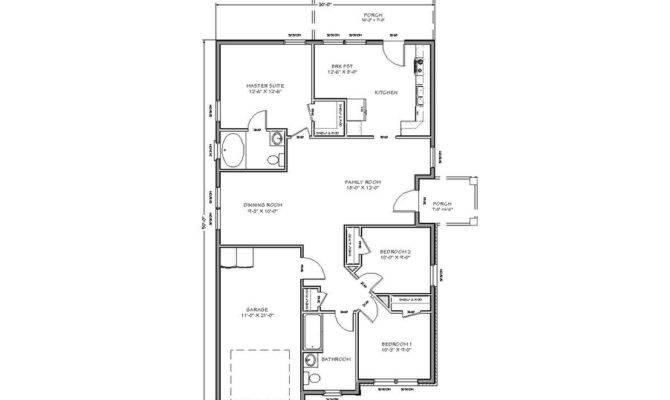 Floor Plans Tiny Houses Simple Design Make