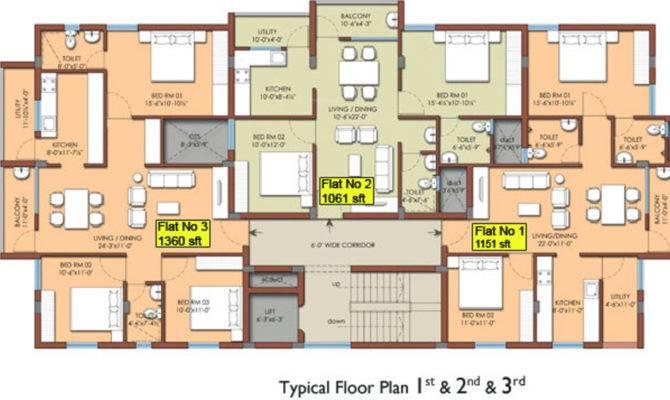 Floor Plans White House