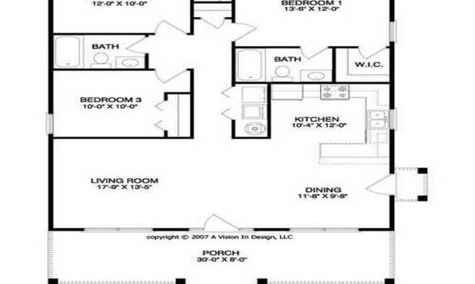 Flooring Floor Plans Small Houses Porch