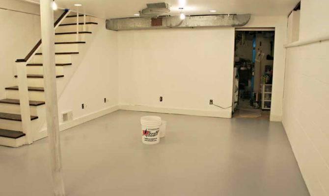 Flooring Ideas Inexpensive Basement