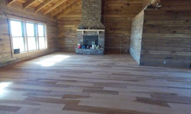 Flooring Schutt Log Homes Mill Works Oak