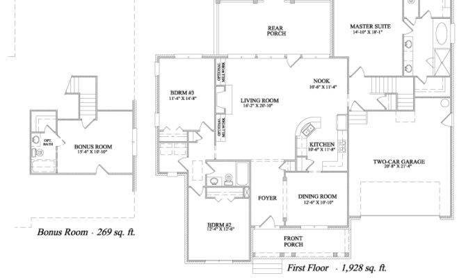 Floorplan Enlarge Parkside