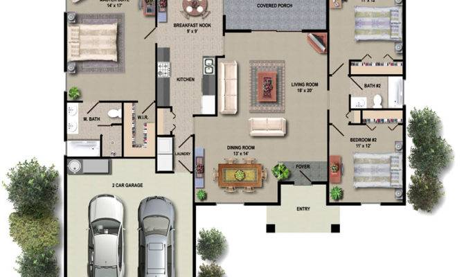 Floorplans Need Them Home Truths