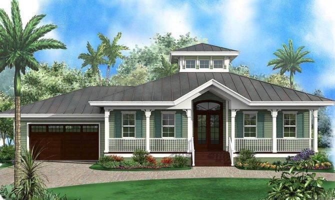 Florida Beach House Cupola Architectural