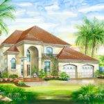 Florida Cracker Style House Blueprints Plans