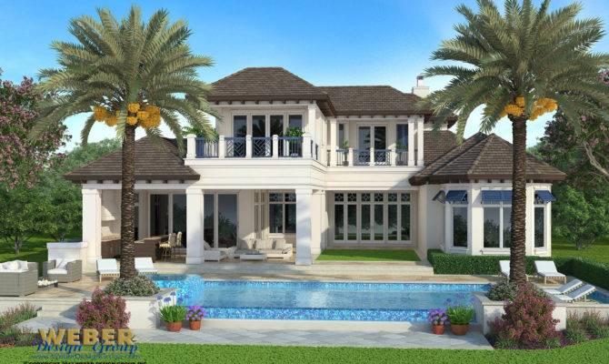 Step Inside 20 Unique Florida Homes Plans Concept House Plans