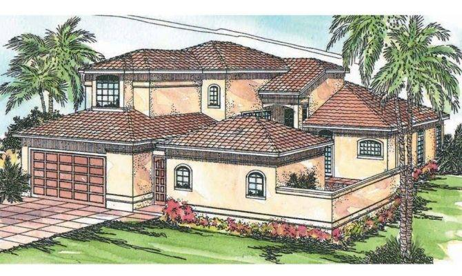 Florida Home Designs Luxury Plans Pool