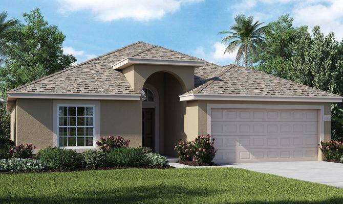 Florida Home Small House Plans Modern