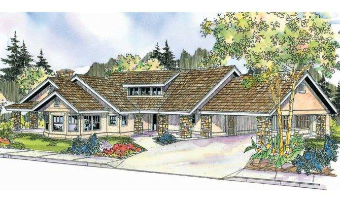 Florida House Plan Burnside Front