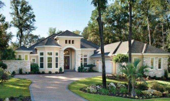 Florida Luxury Home Plans Ideas Remodel Decor